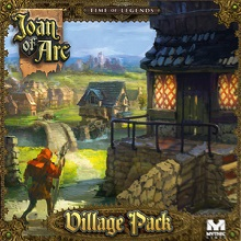 Time of Legends: Joan of Arc – Village Pack