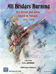 All Bridges Burning: Red Revolt and White Guard in Finland, 1917-1918  - obrázek