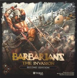 Barbarians: The Invasion 2nd Edition - obrázek
