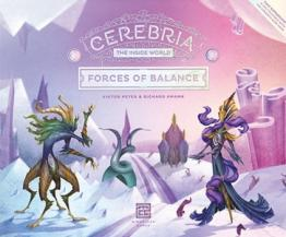 Cerebria: The Inside World – Forces of Balance - obrázek