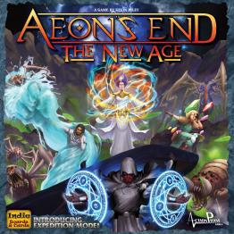 Aeon's End: The New Age + War Eternal+3 exp+promo