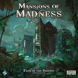 Mansion of Madness 2 ed ENG komplet