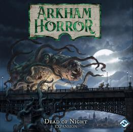 Arkham Horror (Third Edition): Dead of Night - obrázek