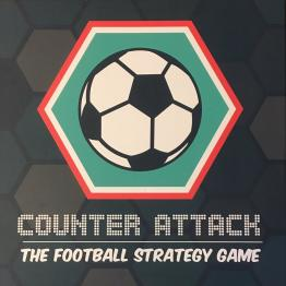 Counter attack: The football strategy game - obrázek