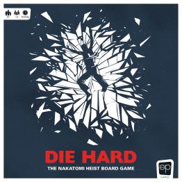 Die Hard: The Nakatomi Heist Board Game (ENG)