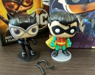 Funkoverse Strategy Game: DC 2-Pack