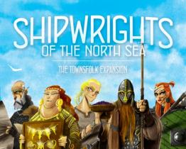 Shipwrights of the North Sea: The Townsfolk Expansion - obrázek
